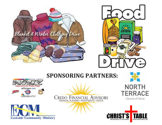 Share The Love Food & Clothing Drive